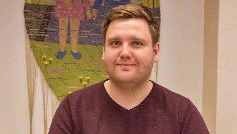 SØKER FRITAK: John Magne Pedersen Tangen (Ap) har søkt fritak fra politiske verv i Løten kommune og Innlandet fylkeskommune på grunn av flytting til Oslo.
