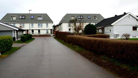 En av leilighetene i Arenfeldts vei 12 A på Teie er solgt for 4,8 millioner.