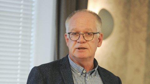 Rolf Dehli har lagt inn 44,5 millioner i kostnad for nye lokaler til voksenopplæringa.