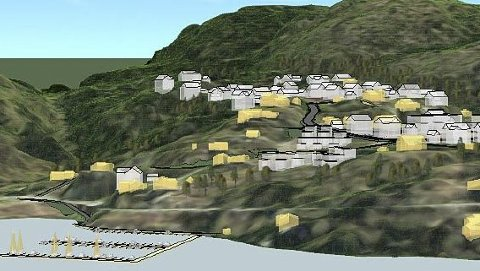 UTBYGGING: De første høringsuttalelsene til dette byggeprosjektet begynner å komme inn.