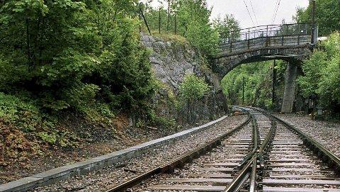 NYE MILLIONER: Larvik skaffer penger til gammelsporet.