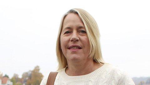 VARAORDFØRER: Anne Kristine Grøtting (Sp).