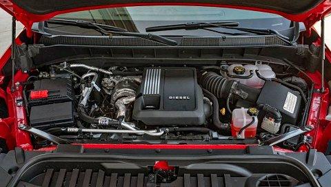 Chevrolet går litt mot strømmen. Når andre går for elektrifisering, kommer de med ny dieselmotor.
