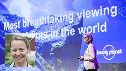 Elisabeth Saupstad fra Rana, reiselivsdirektør i Region Stavanger, og Elise Rønning (innfelt) fra Utskarpen er to av NHO Reiselivs nye styremedlemmer. Foto: Øyvind Bratt
