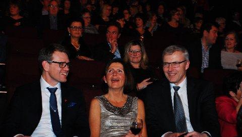 Publikum er klare for galla. Foto: Helene Marie S. Paalsrud