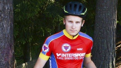 Jonas Vika fra Brumunddal ble nummer to i UngdomsBirken søndag.