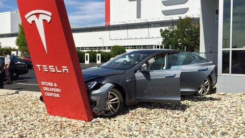 Tesla er det bilmerket som topper skadestatistikken her hjemme.