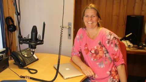 15 MINUTTER: Soknediakon Silje Sjøtveit har andkaten for Kristi Himmelfartsdag, lest inn på Radio Rjukan.