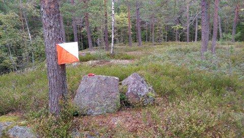 SESONGKLART: Nå kan turgåere snart sette kurs for postene i Røykentrimmen.