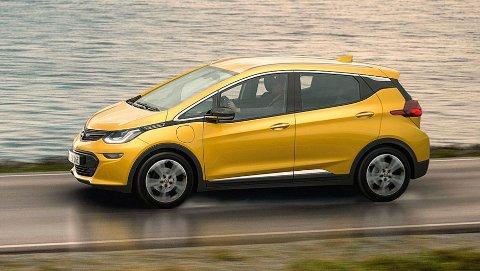 KOMMER I 2017: Opel Ampera-e blir etter alt å dømme en av de aller viktigste bilnyhetene neste år. Nå er prisene klare.