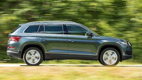 Nå er prisene endelig klare på Skodas store familie-SUV: Kodiaq.