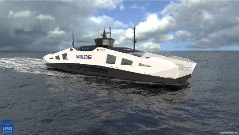 Norled har fått den maritime miljøprisen Thor Heyerdahls Miljøpris for utviklinga av hydrogenferja som skal gå i Hjelmelandssambandet.
