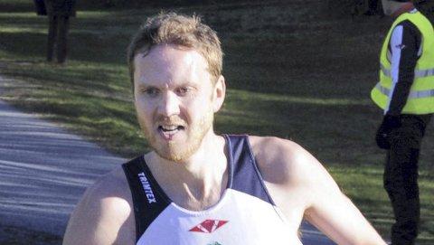 Kristian Woldvik var best i Trollheimsløpet.
