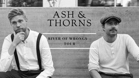 For tredje gang prøver Ash & Thorns å arrangere konsert på Tingvoll fjordhotell.