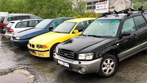 Utvalget av billige bruktbiler er stort. Det er absolutt feller å gå i, men det er heller ikke så vanskelig å unngå dem. Illustrasjonsbilde.