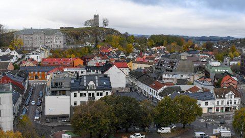 PÅ FLYTTEFOT: Mange eiendommer skiftet eiere i Tønsberg og Færder i forrige måned.