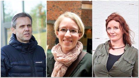 Håvard Holmen, Elisabeth Erle Borg og Birgit Bremer Mejdal har søkt stillingen som enhetsleder, og er alle rektor på hver sin skole.