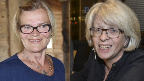 Karen Waagestad og Solveig Røvik var nominert på tredje- og fjerdeplass, men får ikke plass i det nye kommunestyret.