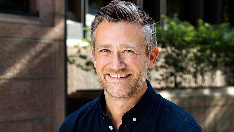 CROWDFUNDING: - Målet vårt er å gjøre crowdfunding så enkelt at alle bedrifter som ønsker det, kan benytte seg av dette for å finansiere vekst, sier daglig leder i Monner, David Baum.