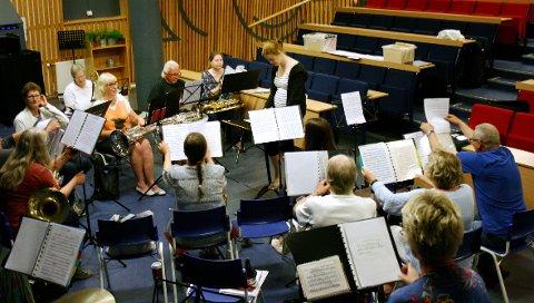 JUBILEUM: Lommedalen musikkorps er 125 år.