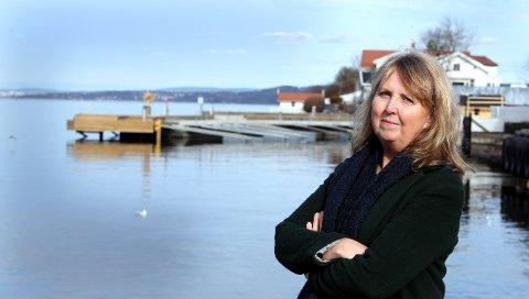 RASMUSSEN REAGERER: – Det burde i det minste kunne gå an å få til en liten parkeringsplass, sier Marianne Riis Rasmussen (Ap).