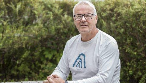 Bekymret for trafikken: Stig Rune Andreassen med innspill til barnehageplanene. Arkiv