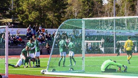 FÅR MEST: Risør Fotballklubb er den lokale klubben i Risør og Gjerstad som får desidert mest tilbakebetalt med sine 104.532 kroner.