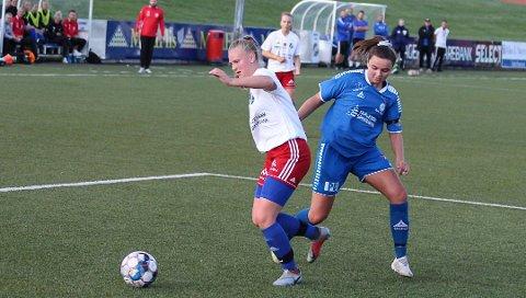 KLAR FOR SØRFJELL: Zavier Masdalen Stewart (til høyre) har forlatt Urædd/Pors og meldt overgang til Sørfjell. To spillere fra Risør er også klare for klubben.