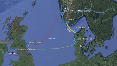 HAVTOR: Havtor er en 165 km passiv sjøfiberkabel med 48 fibepar. Total investeringen er på 130 millioner kroner og kabelen skal stå ferdig i tredje kvartall 2021.