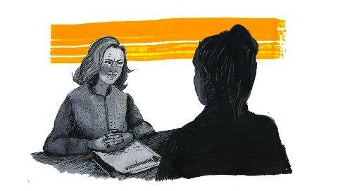 Marte Gerhardsen hadde i 2020 et personlig møte med en kvinne som hadde varslet om lovbrudd og kritikkverdige forhold i osloskolen.