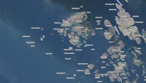 Vest for Rongevær var «Tunfisk» på kollisjonskurs med «KNM Hinnøy». Skipper på fiskebåten, Svein Ove Ekerhovd kritiserer navigeringa til marinefartøyet.