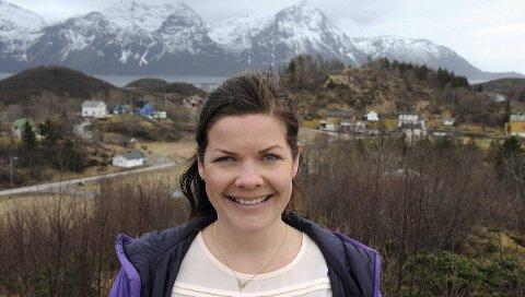Har fått det til: Prosjektleder Aase Refsnes og de andre som har deltatt i prosjektet «Lev på Leines» har grunn til å være fornøyd med det de har oppnådd i løpet av to år. Nå er det aktuelt å utvide prosjektet til å omfatte hele Steigen kommune, forutsatt at finansieringen kommer på plass. Foto: Øyvind A. Olsen