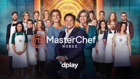 Simen Vatne (21), nummer to nederst fra venstre, skal være med på årets MasterChef Norge som vil gå på TV Norge og Dplay til høsten.