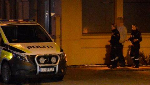 BLE TATT: Søndag kveld ble en 32 år gammel mann pågrepet på et hotell i Drammen, siktet for grooming.
