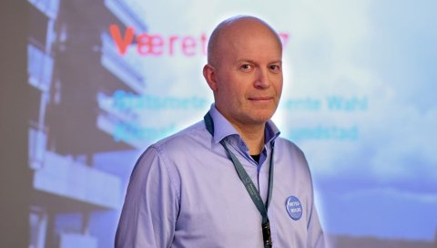 Statsmeteorolog Tor Skaslien