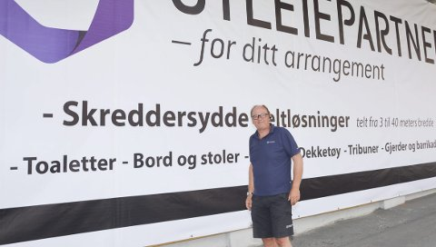 OPPTUR: Morten Johannessen er daglig leder i Utleiepartner.