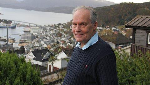 FRAMLEIS ALTFOR HØGT: Kjell Heggen sine reknestykke rundt eigedomsskatten siste døgnet, viser at Kinn-politikarane truleg tok altfor lite i då dei reduserte promillesatsen for eigdomsskatten frå fire til 3,5 promille.