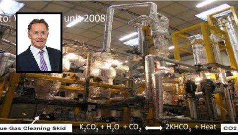 POTENSIAL: Jan Kielland leder et selskap som, til tross for sin beskjedne størrelse, har tiltrukket seg interesse fra tungindustri, oljeselskaper og svenske strømprodusenter.