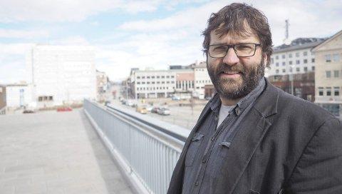 Sammenslåing: En kommunesammenslåing mellom Evenes og Narvik er fornuftig, mener interessegruppen «Sammen for Ofoten». Blant initiativtakerne er Eystein Markusson.Foto: Terje Næsje