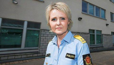 FUNGERENDE POLITIMESTER: Heidi Kløkstad.