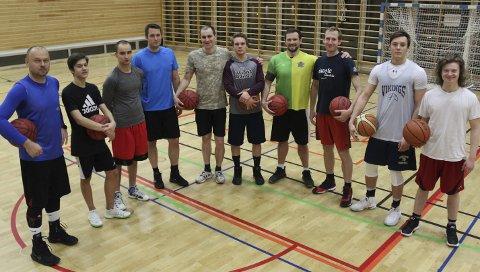 Treningshelg: NBBK har treningssamling i helga.Foto: Martin Fredriksen