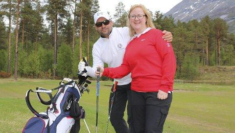 Nyansatt: Linda Bogholm Kolloen er nytilsatt i Narvikfjellet.