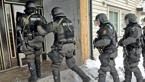 UTDANNING: Stortingsrepresentantene fra Hedmark mener Kongsvinger styrker sine muligheter ved å samarbeide med Oslo og Bodø om framtidas politiutdanning.ILLUSTRASJONSBILDE: JENS HAUGEN