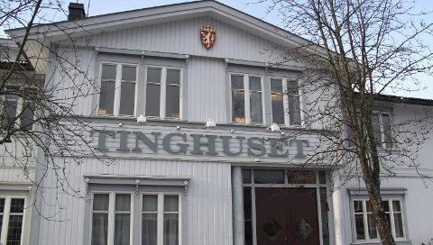MÅ SONE: Dommen mot Vålermannen ble i Sør-Østerdal tingrett dømt til fem måneder ubetinget fengsel.FOTO: ROLF NORDBERG