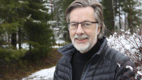 TIL HØYRE: SV har gått i samarbeid med høyresiden, men Kjell-Ivar Petterson har ingen problemer med kompaniskapet med Frp.FOTO: SIGMUND FOSSEN