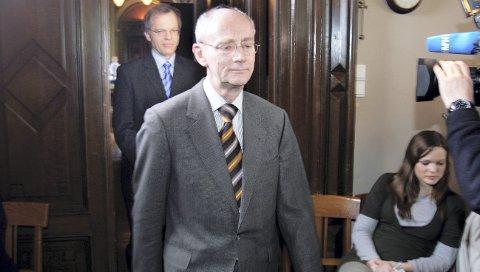 ENESTÅENDE: Jusprofessor Jan Fridthjof Bernt mener lederopprøret i Kongsvinger må betraktes som en varslersak.FOTO: LISE ÅSERUD, SCANPIX