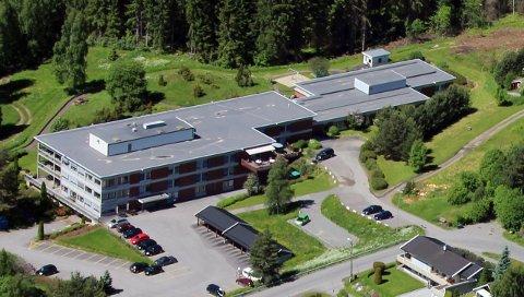 SKJERVUM: Ordfører Willy Westhagens budsjettforslag peker i retning sykehjem på Skjervum.