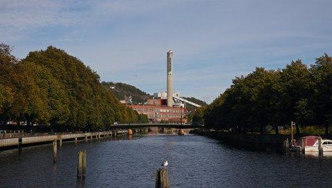 KONSEKVENSER: Stortingsrepresentant Elise Bjørnebekk Waagen er bekymret for hvilke konsekvenser det kan ha for Norske Skog Saubrugs hvis CO2-kompensasjonen avvikles.