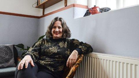 Symposiegeneral: Ingvild Ystanes har koronasnudd årets Litteratursymposium i Odda.  Men det blir litteraturfestival med puls!Arkivfoto: Mette Bleken