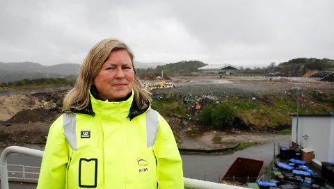HÅPER Å FINNE EN LØSNING RASKT: HIM-direktør Gro Staveland.